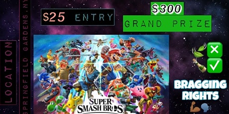 Smash Bros. Ultimate Tournament & After Party tickets
