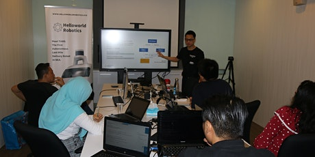 2-day Intensive ROS(Robot Operating Systems) Training Course for Beginners tickets