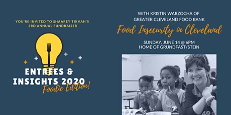 Entrees and Insights: Food Insecurity in Cleveland tickets
