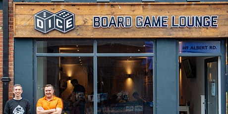 Dice Board Games Lounge All Attendees Need A Ticket tickets