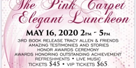 The Pink Carpet Elegant Luncheon tickets