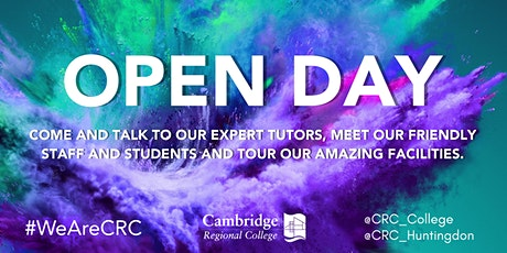 Cambridge Open Day tickets