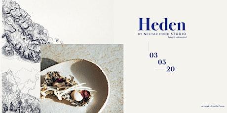 Heden | the brunch tickets