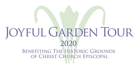 Joyful Garden Tour - CANCELLED tickets