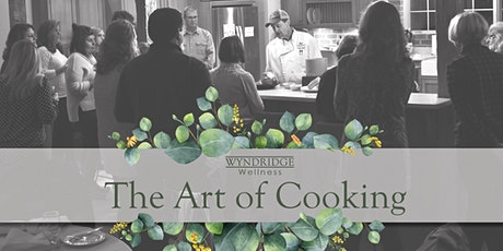 June's The Art of Cooking tickets