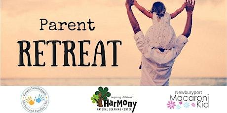 Parent Retreat - October 24, 2020 tickets