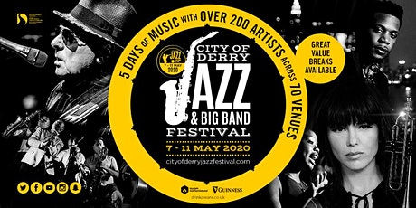 Jazz Dance Classes - City of Derry Jazz & Big Band Festival 2020 tickets