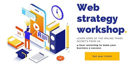 Web Strategy Workshop tickets