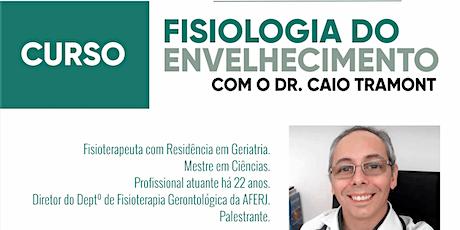 Fisiologia do Envelhecimento - Curso Teórico ingressos