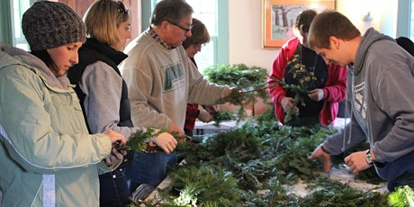 Holiday Wreath Making tickets
