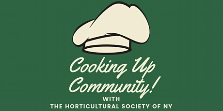 Cooking Up Community tickets