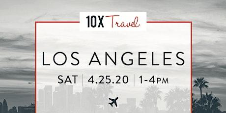 10xTravel Los Angeles Reader Meetup tickets