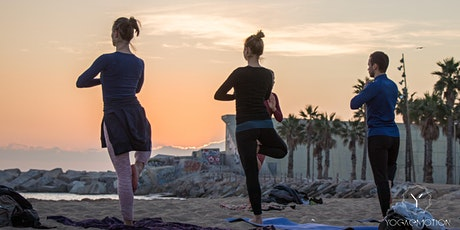 Sunrise & Beach Yoga in Cascais by YogaEmotion tickets