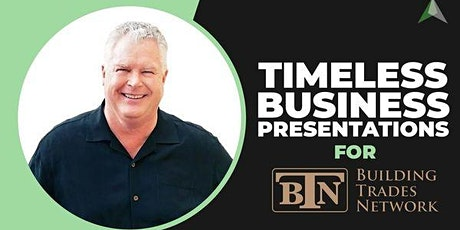 Newport Beach Building Trades Network - Business Coaching Event tickets