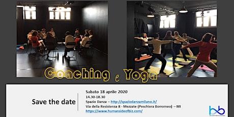 Coaching e Yoga biglietti