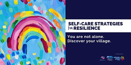 Self-Care Strategies for Resilience tickets