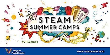 STEAM Summer Camp: Engineering tickets