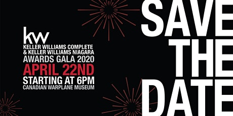 KW Complete and KW Niagara Awards Gala 2020 tickets