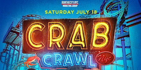 CRAB CRAWL NYC tickets