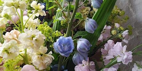 Garden Style Hand Tied Bouquet Workshop tickets