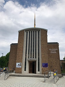 Chatsworth Baptist Church logo