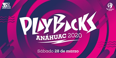 Playbacks 2020 entradas