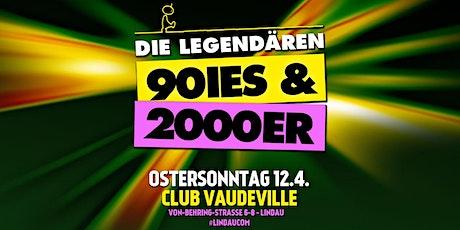 Die legendären 90ies & 2000er Tickets