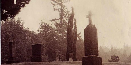 Hillside Cemetery Tour (in the dark) tickets