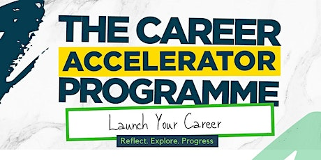Career Accelerator Mentoring Programme tickets