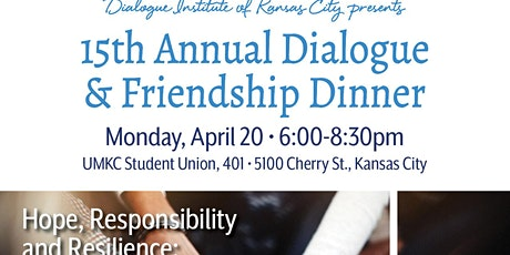 15th Annual Dialogue and Friendship Dinner tickets