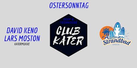 Club Kater w/David Keno tickets