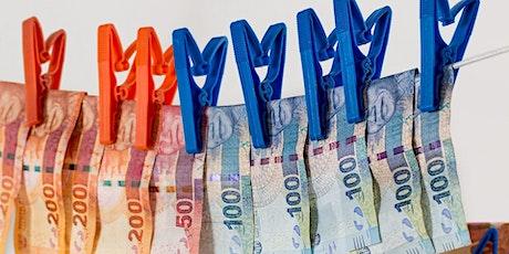 Prevenção e combate à Lavagem de Dinheiro ingressos
