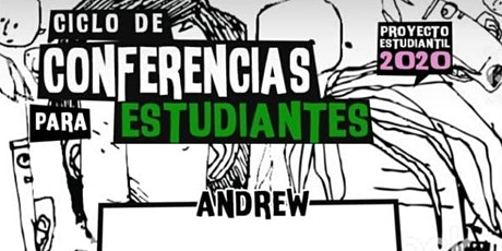 Congreso Estudiantes:  Adrew tickets