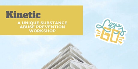 Kinetic Drug Prevention (tobacco, marijuana & vaping prevention conference) tickets