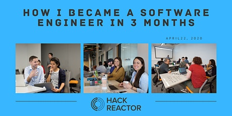 How I Became A Software Engineer In 3 Months [LIVE ONLINE] tickets
