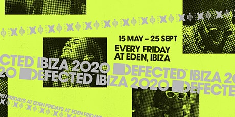 Defected Ibiza 2020 entradas