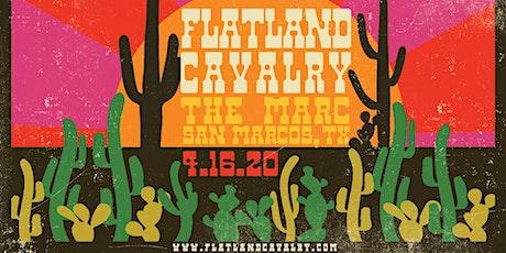10.24 | FLATLAND CAVALRY | THE MARC | SAN MARCOS TX tickets