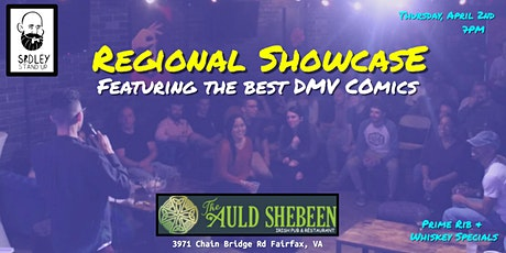 Fairfax Comedy Regional Showcase tickets
