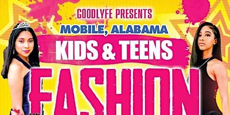 Mobile Ala, Kids & Teens Fashion Show tickets