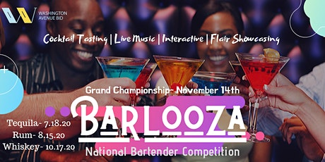 Barlooza National Bartender Competition tickets