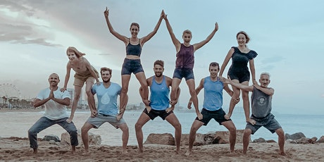 Different type of Beach Yoga by Yogitos (Cascais, Portugal) tickets
