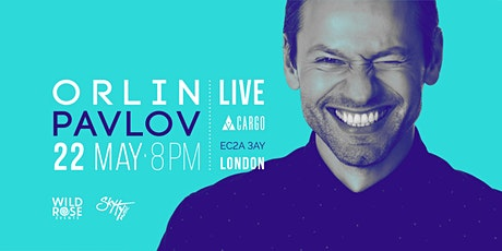 Orlin Pavlov Live in London tickets