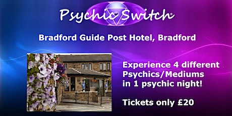 Psychic Switch - Bradford tickets
