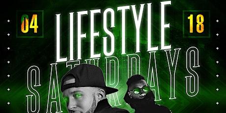 Lifestyle Saturdays w  DJ Drewski, DJ Marz + Margarita Open Bar tickets