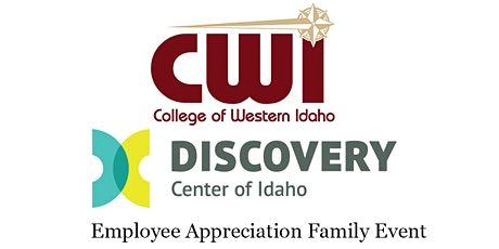 CWI April Employee Appreciation Family Event 2020 tickets