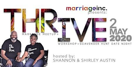 Marriage Meet Up + Workshop + Scavenger Hunt  Date Night tickets