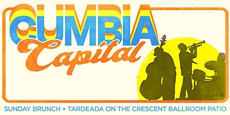 CUMBIA CAPITAL - BRUNCH & BANDS + TARDEADA tickets