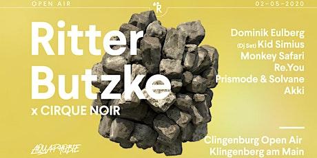 Cirque Noir Open Air w/ Ritter Butzke Showcase Tickets