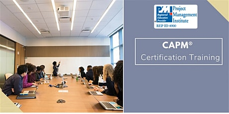 CAPM (Certified Associate In Project Management) Training in Miami tickets
