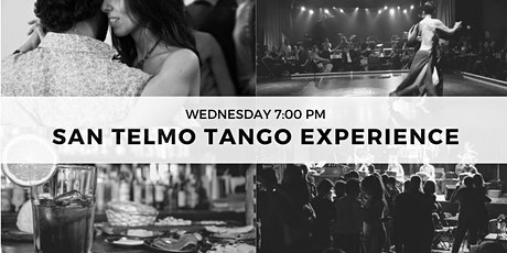 San Telmo Tango Experience by PORTEÑOS&CO. Classes, Dinner & Milonga tickets